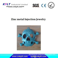 Zinc Metal Injection Jewelry